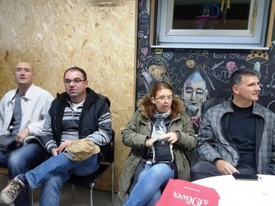Skupština Hrvatskog 2cv Citroen kluba, Samobor, 27. 02. 2016.