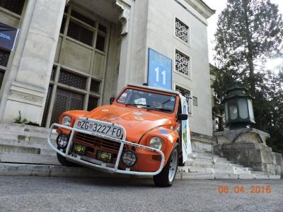 Promocija kluba na Zagreb Auto Show-u,  05. do 10. 04. 2016.
