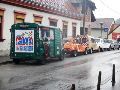 2cv Raid Dunav, doček u Samoboru, 12. 05. 2016.