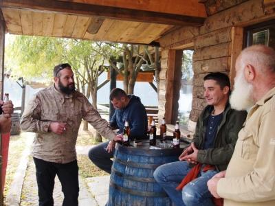 Tradicionalni piknik na Boroviku (Slavonija), 18-20.11. 2016.