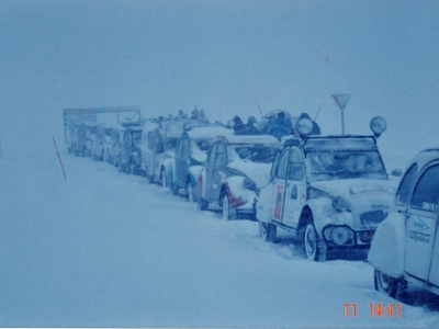Laponia Raid